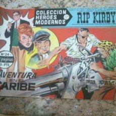 Cómics: COLECCIÓN HÉROES MODERNOS PARA ADULTOS . Nº 24 . SERIE C.1958.. Lote 46637358
