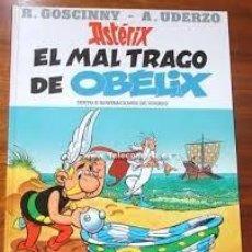 Cómics: ASTERIX EL MAL TRAGO DE OBELIX, PLANETA JUNIOR. Lote 46649687
