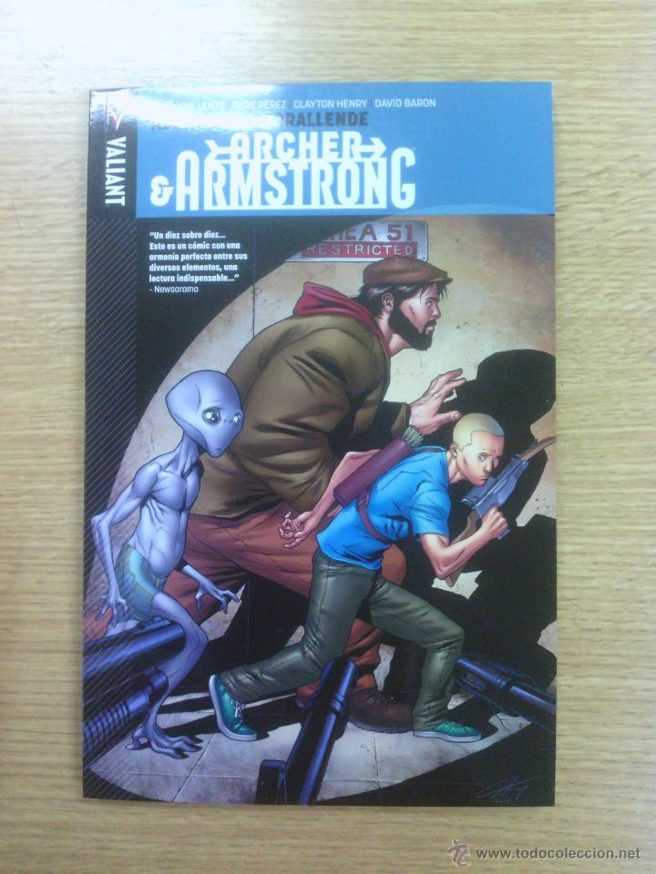 ARCHER Y ARMSTRONG #3 ALLENDE DE TERRALLENDE (ALETA) (Tebeos y Comics - Comics otras Editoriales Actuales)