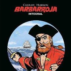Cómics: CÓMICS. BARBARROJA INTEGRAL 2 - CHARLIER/HUBINON (CARTONÉ). Lote 111643367