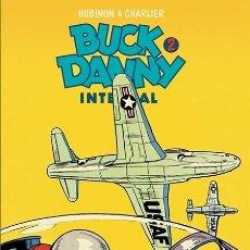 Cómics: CÓMICS. BUCK DANNY INTEGRAL 2 - HUBINON/CHARLIER (CARTONÉ). Lote 46705752