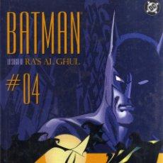 Cómics: BATMAN Nº 4 LA SAGA DE RA'S AL GHUL - CJ154. Lote 165606973