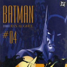 Cómics: BATMAN Nº 4 LA SAGA DE RA'S AL GHUL - CJ156. Lote 46838238