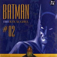 Cómics: BATMAN Nº 2 LA SAGA DE RA'S AL GHUL - CJ156. Lote 46838352