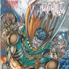Cómics: WARCHILD. MAXIMUM PRESS. SERIE DE 4. FANTASIA HEROICA. Lote 46969435