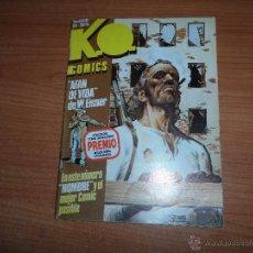 Cómics: KO K.O. COMICS Nº 4 CON WILL EISNER - ALEX TOTH - SOMMER - ORTIZ - L. SANCHEZ - METROPOL 1983. Lote 46999663