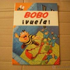 Cómics: BOBO ¡VUELA!, RÚSTICA, EDITORIAL SEPP MUNDIS. Lote 72917205