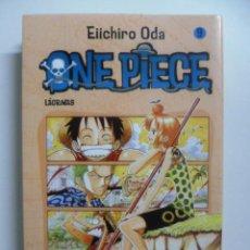 Cómics: ONE PIECE 9, EIICHIRO ODA - LAGRIMAS . Lote 47100079