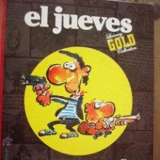 Cómics: EL JUEVES. MAKINAVAJA. GOLDEN YEARS. Lote 47140978