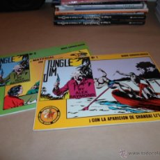 Cómics: JUNGLE JIM, ALEX RAYMOND, Nº 1. CON LA APARICION DE SHANGAI LI'L. ED. ESEUVE, 1992. Lote 47238672