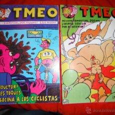 Cómics: LOTE 2 TMEO NºS 12 Y 13. Lote 47243938