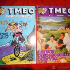Cómics: LOTE 2 TMEO NºS 14 Y 15. Lote 47243946