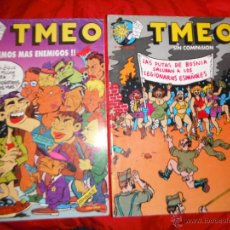 Cómics: LOTE 2 TMEO NºS 20 Y 21. Lote 47243971