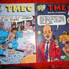 Cómics: LOTE 2 TMEO NºS 24 Y 25. Lote 47243985