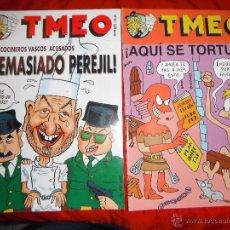 Cómics: LOTE 2 TMEO NºS 81 Y 82. Lote 47244050