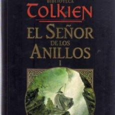 Cómics: EL SEÑOR DE LOS ANILLOS COMPLETA 4 TOMOS - BIBLIOTECA TOLKIEN - CJ161. Lote 47331701