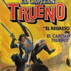 Cómics: EL CAPITÁN TRUENO Nº 1EL REGRESO DE EL CAPITÁN TRUENO - CJ162. Lote 47361053