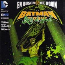 Cómics: BATMAN Y ROBIN Nº 9 RAS AL GHUL - TOMASI, GLEASON, MAHNKE - ECC. Lote 47443675