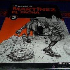 Cómics: LO MEJOR DE MARTÍNEZ EN FACHA Nº 2. DIARIO PÚBLICO 2011. BUEN ESTADO.. Lote 47469879