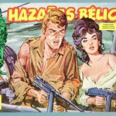 Cómics: HAZAÑAS BELICAS TOMO 1 CONTIENE LOS NUMEROS 1-2-3-4 -HISTORIAS COMPLETAS- G4 MUY BUEN ESTADO. Lote 47479842