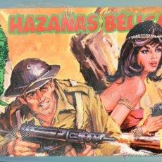 Cómics: HAZAÑAS BELICAS TOMO 3 CONTIENE LOS NUMEROS 9-10-11-12 -HISTORIAS COMPLETAS- G4 MUY BUEN ESTADO. Lote 47479865