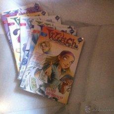 Cómics: LOTE DE 7 COMICS WITCH AÑO 2005 NUMEROSº 26,27,28,30,31,34,36. Lote 47553175