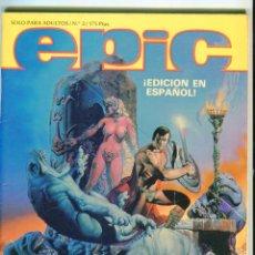 Cómics: EPIC Nº 2 EDICION EN ESPAÑOL AÑO 1980 BUEN ESTADO. Lote 47616951