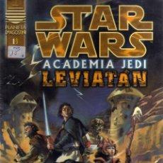 Comics: STAR WARS - ACADEMIA JEDI LEVIATÁN - COMPLETA 2 NÚMEROS. Lote 201850191