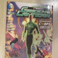Cómics: GREEN LANTERN Nº 3. Lote 47723004