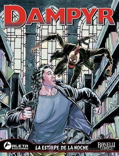 DAMPYR LOTE 7 Nº 2-4-5-6-7-8-11 (ALETA) (Tebeos y Comics - Comics otras Editoriales Actuales)