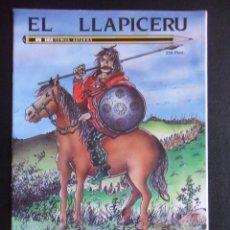 Cómics: EL LLAPICERU. Nº 12. COMICS - ASTURIES. AÑO 1994. 30 PAGINAS. 21 X 30 CMS. 130 GRAMOS.. Lote 47791637