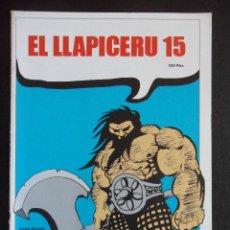 Cómics: EL LLAPICERU. Nº 15. COMICS - ASTURIES. AÑO 1994. 30 PAGINAS. 21 X 30 CMS. 130 GRAMOS.. Lote 47791652