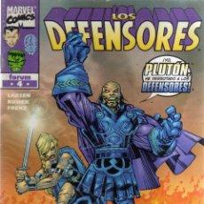 Cómics: LOS DEFENSORES NUMERO 4, FORUM, CJ168. Lote 47849231