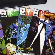 Fumetti: SHADOWMAN ¡ COMPLETA 4 NUMEROS ! JIMM SHOOTER / NORMA-POSIBILIDAD DE NUMEROS SUELTOS. Lote 13950369