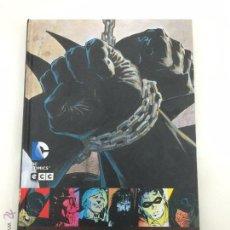 Cómics: BATMAN. LA SECTA - GRANDES AUTORES DE BATMAN: BERNIE WRIGHTSON - ECC EDICIONES. Lote 58110980