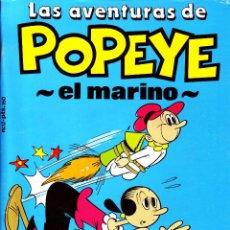 Cómics: LAS AVENTURAS DE POPEYE EL MARINO. VV.AA. COMIC-069. Lote 289698298
