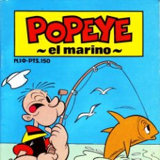 Cómics: POPEYE EL MARINO. VV.AA. COMIC-068. Lote 289698303