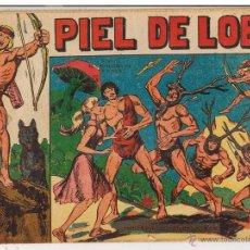 Cómics: PIEL DE LOBO. Nº 1. EDITORIAL MAGA. ¡¡ORIGINAL !!(RF.MA) (C/33). Lote 48133437
