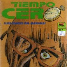 Cómics: TIEMPO CERO Nº 1 - CJ179. Lote 48138986