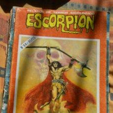 Cómics: ESCORPIÓN-REVISTA CÓMIC DE TERROR PSICOLÓGICO Nº94. Lote 48281289