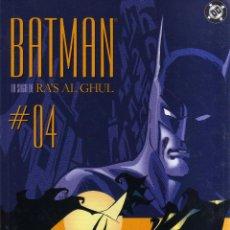 Cómics: BATMAN Nº 4 LA SAGA DE RA'S AL GHUL - CJ182. Lote 48302801