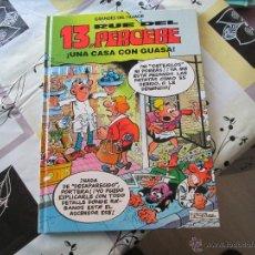 Cómics: GRANDES DEL HUMOR Nº 8, 13 RUE DEL PERCEBE. Lote 53952868