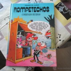 Cómics: GRANDES DEL HUMOR Nº 5 ROMPETECHOS. Lote 48321365