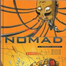 Cómics: NOMAD 3: MEMORIA MUERTA. Lote 48339343
