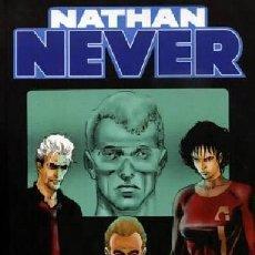 Cómics: NATHAN NEVER LOTE DE 2 Nº 15-16 (ALETA). Lote 48350353