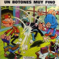 Cómics: EL BOTONES SACARINO Nº 15 UN BOTONES MUY FINO - CJ187. Lote 48431602