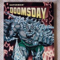 Cómics: SUPERMAN: DOOMSDAY: CAZADOR/PRESA COMPLETO DE DAN JURGENS. Lote 48517738