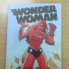 Cómics: WONDER WOMAN #1 SANGRE (ECC EDICIONES). Lote 48525699