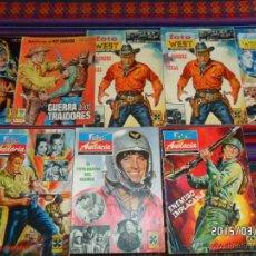 Cómics: 14 TELENOVELAS FOTO AUDACIA 1 2(2) 5(2) FOTO WEST 1 3(2) 4 EDITORMEX. EDITORPRESS 1 3 2 4(2). RARAS.. Lote 48534902