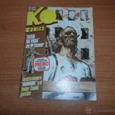 Cómics: KO K.O. COMICS Nº 4 CON WILL EISNER - ALEX TOTH - SOMMER - ORTIZ - L. SANCHEZ - METROPOL 1983. Lote 48570360